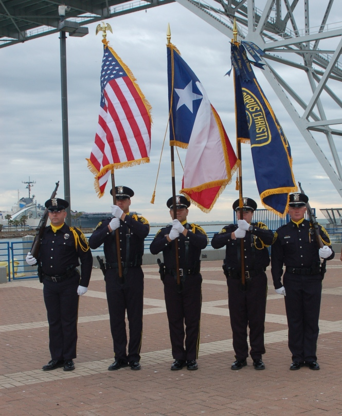 CCPD Color Guard