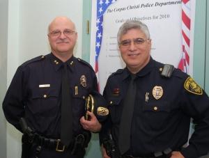 Chief Garcia Promotion 2011