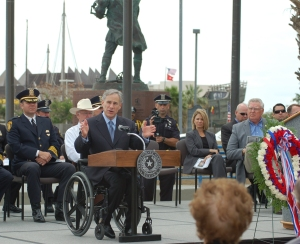2011 Peace Officers Memorial Day Ceremony