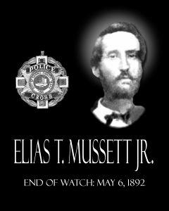 Corpus Christi City Marshall Elias Mussett Jr