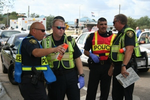 The Corpus Christi Police Traffic Safety Section identified Unsafe Speed as a common cause for vehicle crashes.