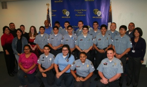 Corpus Christi Explorers Post #133 as pictured in January 2013