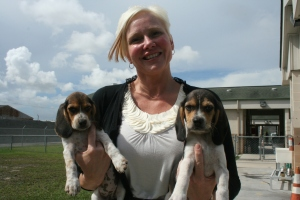 Heather Hendrick, Program Manager for the Corpus Christi Animal Care Services