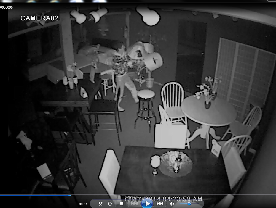 Man Involved In The Burglary Of Empire Furniture Store