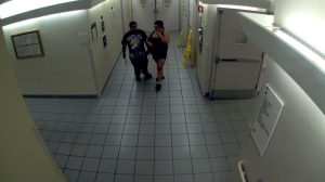 Corpus Christi Police Property Crimes Detectives believe this man and woman may have information which may be helpful to solve this case.