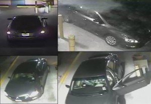 Police want help from the public to identify a burglar who used this vehicle during the commission of the crime.