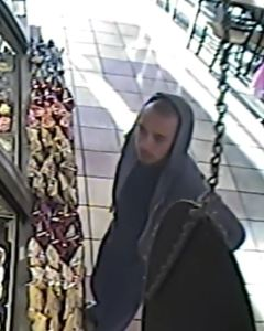 Detectives would like help from the public to identify this robbery suspect