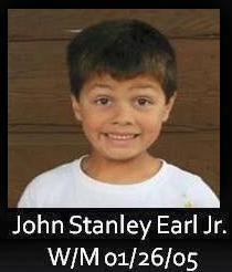 Investigators believe aJohn Earl was abducted in 2012 and may be in the Corpus Christi area.