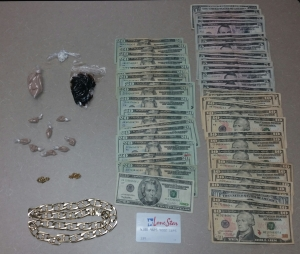 Narcotics/Vace Investigators seized over 19 grams of powdered heroin, over 24 grams of black tar heroin as well as over one gram of crack cocaine, gold jewelry, over $700 in cash and a 2005 Ford Explorer Thursday afternoon.