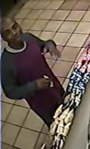Call Crime Stoppers at 888-TIPS if you recognize this man and it could earn you a cash reward.