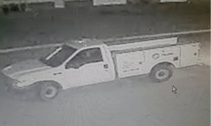 View of suspect vehicle in Case #1601270005