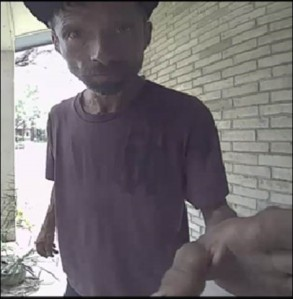 Call Crime Stoppers at 888-TIPS if you can identify this man.