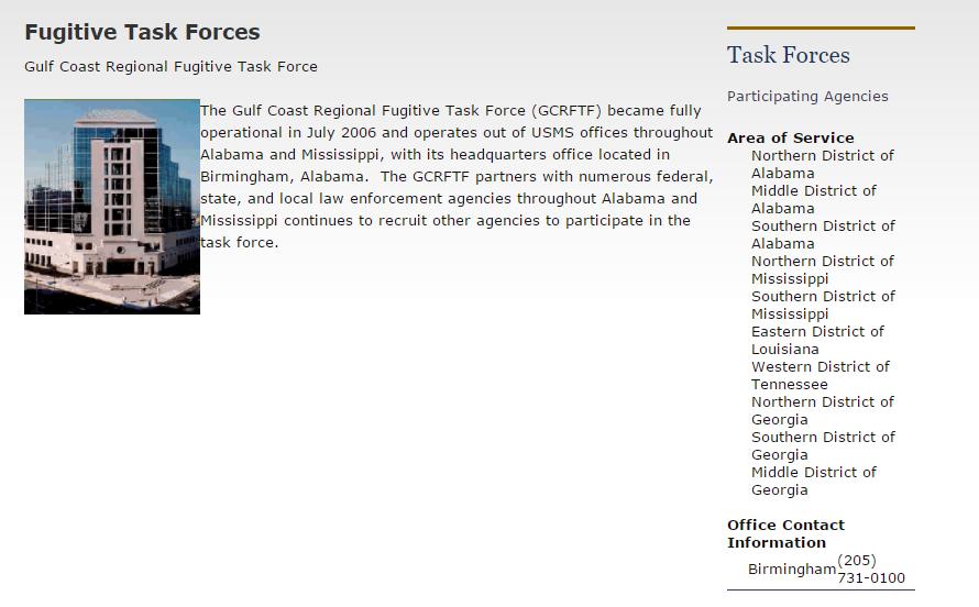 Task Force 2 Ccpd Blotter