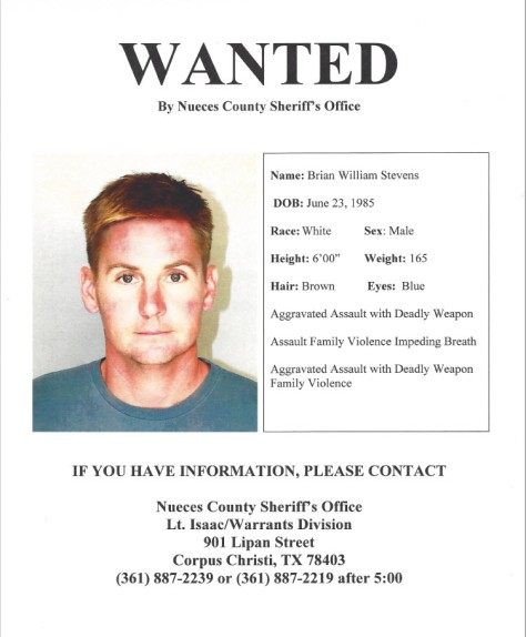 Wanted_Stevens