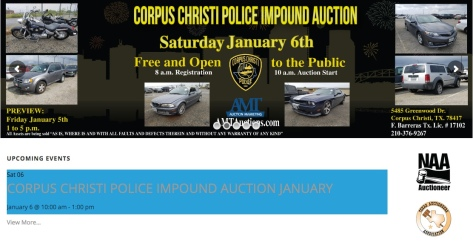 Impound Auction