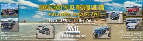 Aug 2019 Impound Auction