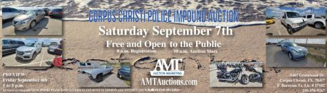 09-07-19 Impound Lot Auction