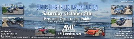 10-05-19 Impound Auction
