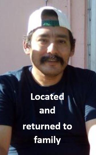 Ruben Galvan found