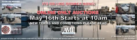 05-16-20 Impound Auction